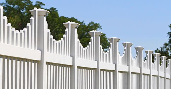 Fence Painting in Columbus Exterior Painting in Columbus