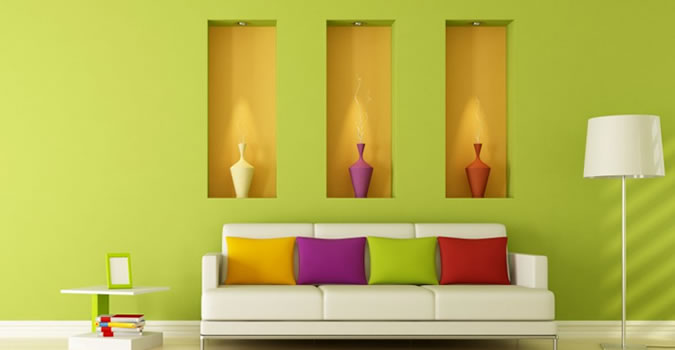 Interior Design Painting in Columbus