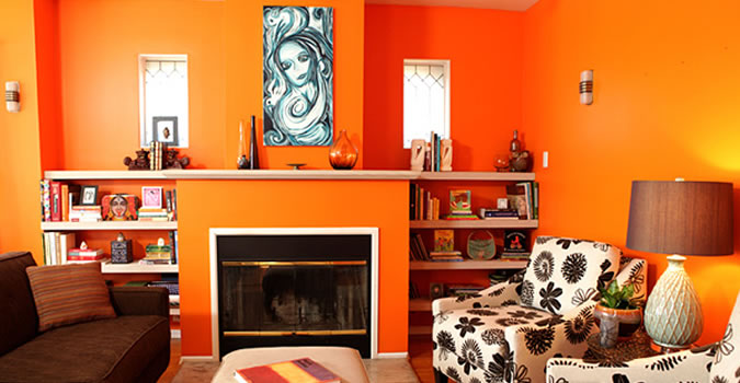 Interior Painting Services in Columbus